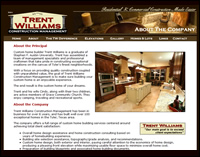 Trent Williams Construction Management, Custom Home Builders, Tyler, Texas